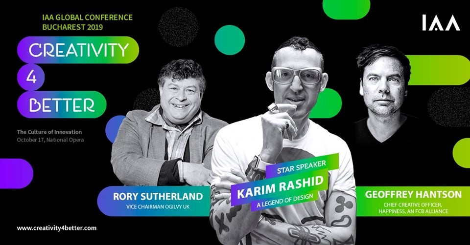 IAA Global Conference Bucharest 2019